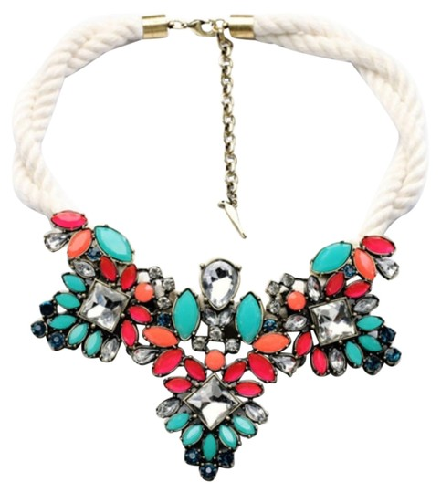 Other Gemstone Statement Necklace