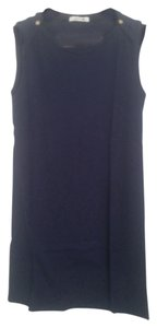 Lacoste short dress dark blue on Tradesy