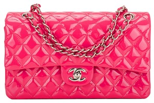 Chanel Medium Classic Double Flap New Shoulder Bag