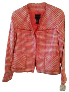 Doncaster Pink & Orange Blazer