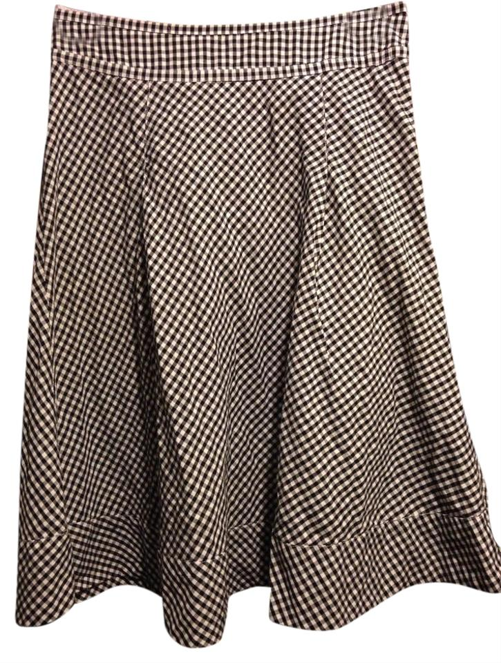 H&M Short Black Skirt Size knee length Jersey Bodycon pull on Tube (M) $ You are bidding on NWT H&M White Lined Eyelet Straight Pencil Skirt in Size 6 New with tags, never worn. Downsizing closet, so please check out my other listings. Thank you for looking! $