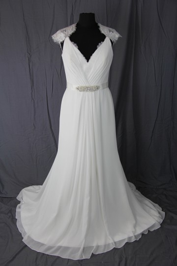 Justin Alexander Lillian West 6308 Wedding Dress