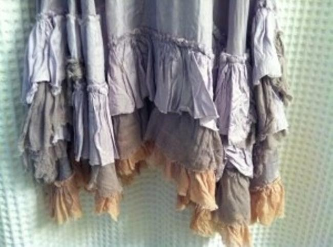 Free People short dress Lavender on Tradesy