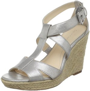 Calvin Klein Dusty Metallic Wedges