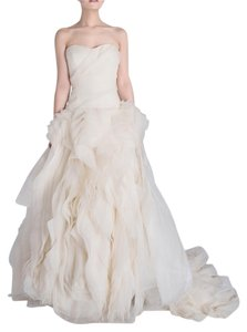 Vera Wang Wedding Silk Dress