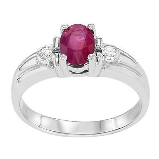 Preload https://item4.tradesy.com/images/other-14k-white-gold-071-cttw-ruby-008-cttw-diamonds-womens-cocktail-ring-5941648-0-0.jpg?width=440&height=440
