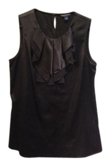 Preload https://item3.tradesy.com/images/banana-republic-black-style-741359-00-blouse-size-8-m-5942-0-0.jpg?width=400&height=650