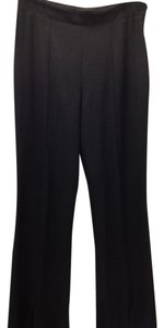 Escada Wool Straight Pants GRAY