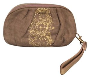 Victoria's Secret Wristlet in Tan