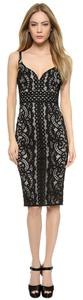 Lover Lace Lace Black Self-portrait Nicholas Dress