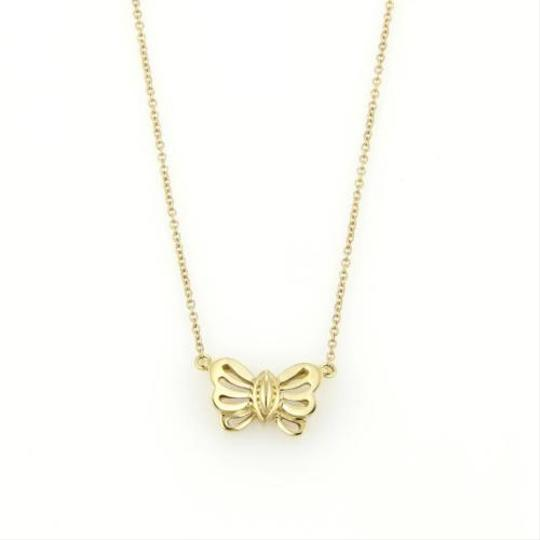 Preload https://item3.tradesy.com/images/tiffany-and-co-tiffany-co-18k-yellow-gold-nature-butterfly-pendant-chain-necklace-5945377-0-0.jpg?width=440&height=440