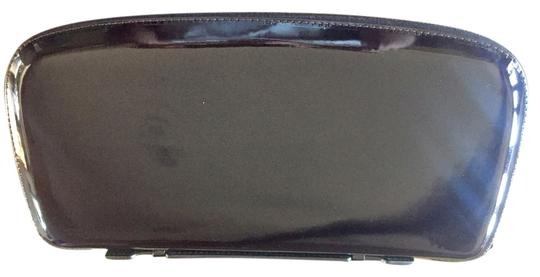 Perrin Lovely Wallet, travel wallet, on blood patent leather.