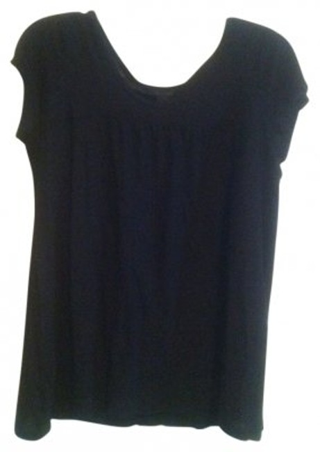 Preload https://img-static.tradesy.com/item/5950/express-black-comfortable-sexy-casual-blouse-size-12-l-0-0-650-650.jpg