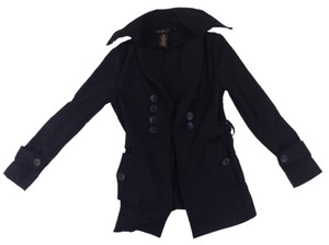 Grass Collection Pea Coat