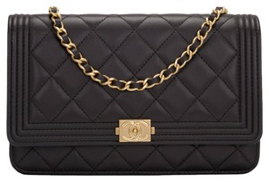 Chanel Boy Woc Shoulder Bag