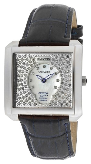 Preload https://item5.tradesy.com/images/lancaster-black-new-italy-women-s-silver-with-white-mop-dial-and-watch-5954074-0-0.jpg?width=440&height=440