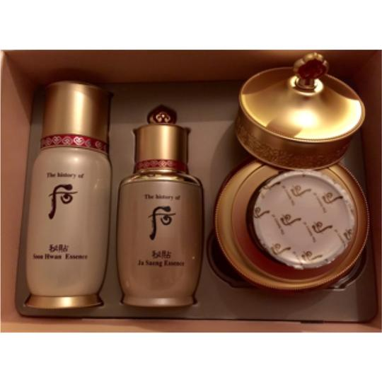 The history of Whoo The History of Whoo BEST SELLING SPECIAL SET