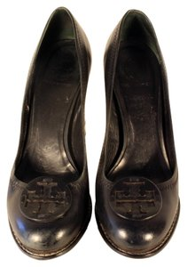 Tory Burch Thora Miller Eddie Caroline Commander Black Pumps