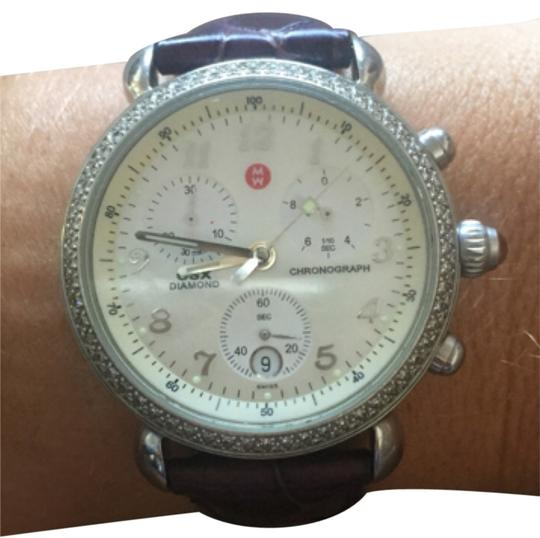 Preload https://item1.tradesy.com/images/michele-purple-alligator-band-csx-36-diamond-dial-watch-5954170-0-0.jpg?width=440&height=440