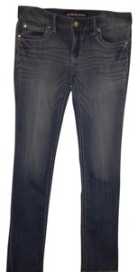 Express Skinny Jeans-Medium Wash