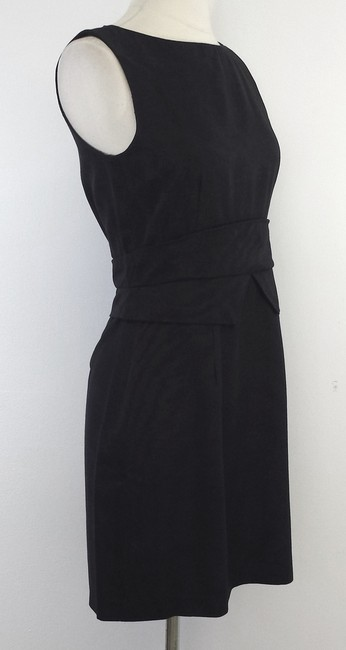 Alexander Wang short dress Black Sleeveless on Tradesy