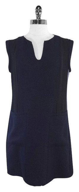 Preload https://item5.tradesy.com/images/rebecca-taylor-navy-and-black-cap-sleeve-shift-knee-length-short-casual-dress-size-8-m-5956774-0-0.jpg?width=400&height=650