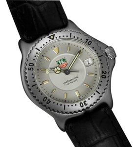 TAG Heuer Tag Heuer Professional Sel Sport Elegance Mens Midsize Diver Watch - Stainless Steel