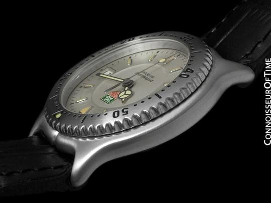 TAG Heuer Tag Heuer Professional Sel Sport Elegance Mens Midsize Diver Watch