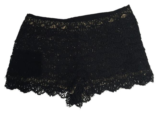 Preload https://item5.tradesy.com/images/haute-hippie-black-lace-dress-shorts-size-0-xs-25-5967154-0-0.jpg?width=400&height=650