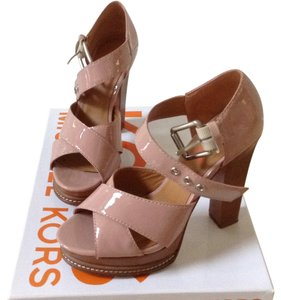 Michael Kors Blush Platforms