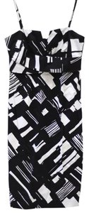 White House | Black Market Print Sheath Dress