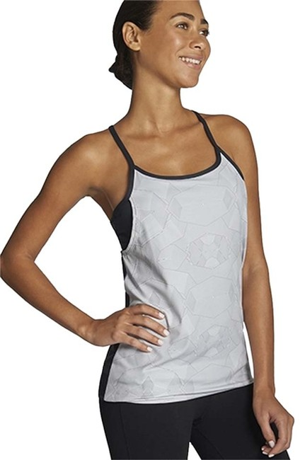 Item - Black and White Norwalk Activewear Top Size 6 (S, 28)
