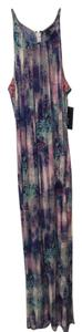 Multi Maxi Dress by A.N.A. a new approach Size 6 Summer Spring
