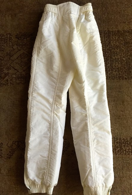Descente Puffy Ski Pant with Elastic Ankle