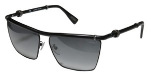 Lanvin Lanvin Rectangular Sunglasses with Black Gradient Lens SLN 005S 0531 62/13/135
