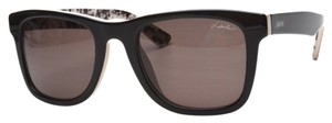 Lanvin Lanvin wayfarer Sunglasses in Black SLN 536G 06UP 53/22/140