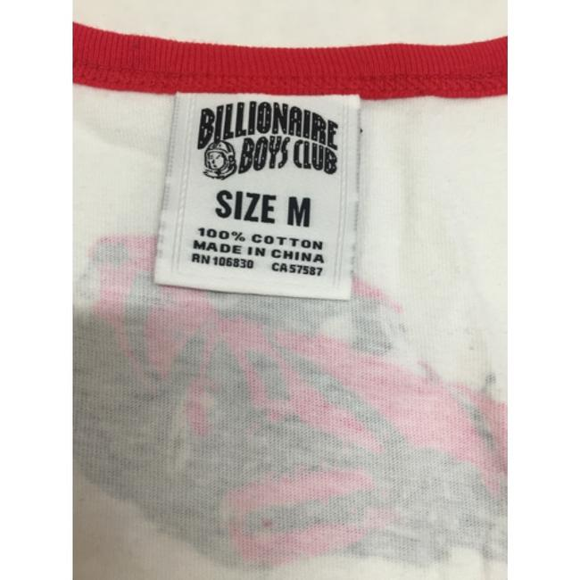 Billionaire Boys Club Top White