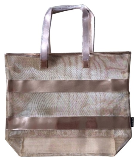 Other Tote in Rose Gold Metallic