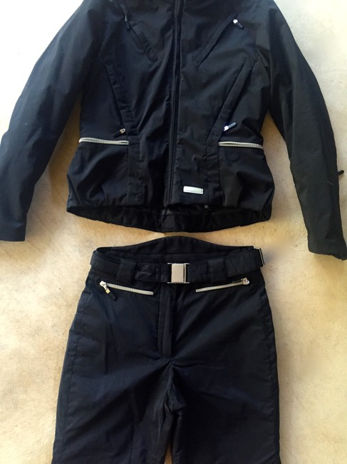 Killy Killy black ski pant and matching Jacket