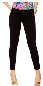 Lilly Pulitzer Skinny Pants Black