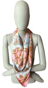 Urban Outfitters Urban Outfitters Paris Silk Scarf