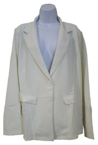 Fashion to Figure Ivory Blazer