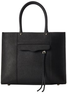 Rebecca Minkoff Tote in black/gold