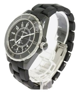 Chanel Chanel J12 Black Ceramic Watch