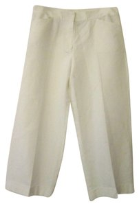 Eileen Fisher Linen Trousers Pants