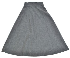 Chanel short dress Gray on Tradesy