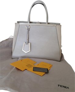 Fendi Tote in Milk color