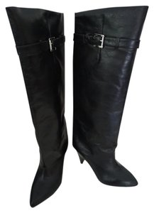 Michael Kors Ready To Wear Leather Black Boots