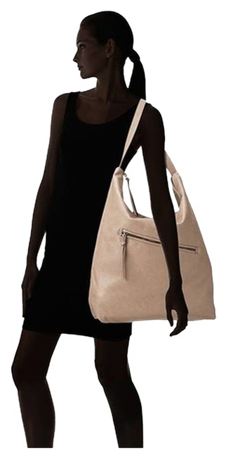 Item - Shoulder Bag Extra Large Charcoal Gray Faux Leather Tote