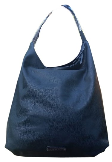 BCBGeneration Shoulder Extra Large Tote in Charcoal Gray